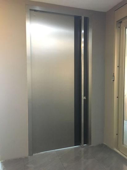 Heavy Duty Internal Exterior Pivot Door pictures & photos