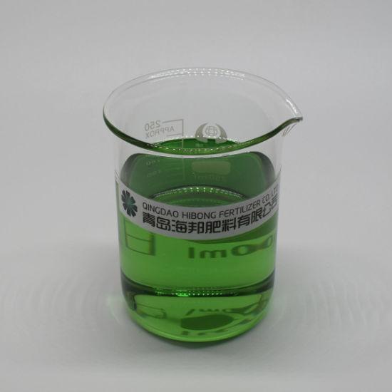 High-Temperature Biological Enzymolysis Liquid Seaweed Extract Liquid Fertilizer