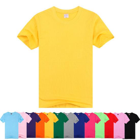 2016 Wholesale Cheap Fashion Polyester Men's T Shirts