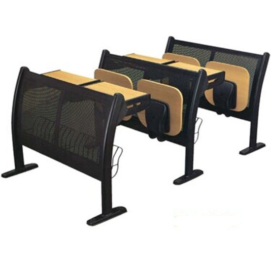 University Lecture Hall Chair Folding Student Chair School Furniture