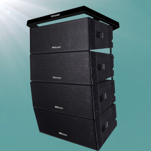 Factory Column Speaker PRO Dual 10 Inch Audio professional Line Array