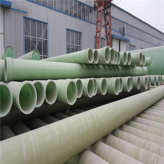 FRP Pipe Fiberglass for Water Treatment Reinforced Plastic Pipe & China FRP Pipe Fiberglass for Water Treatment Reinforced Plastic ...