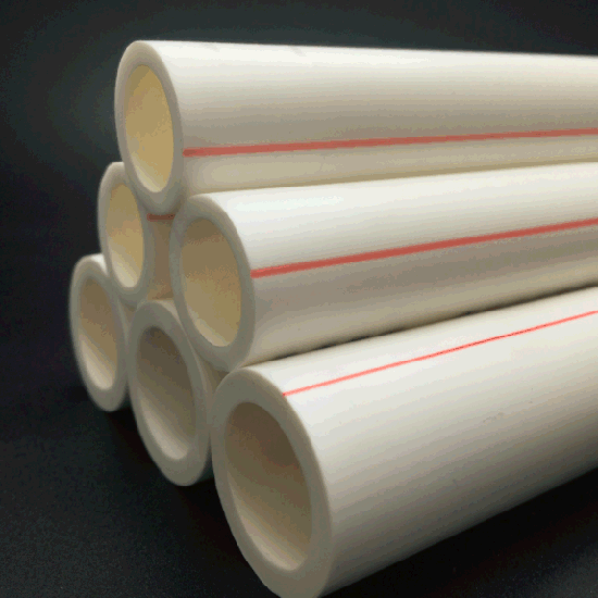 Ce ISO Certification for All Sizes Plastic Water PPR Pipe Specification