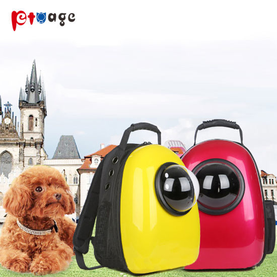 Outdoor Backpack Waterproof Shoulder Bag Pet Products Carrier Supply pictures & photos