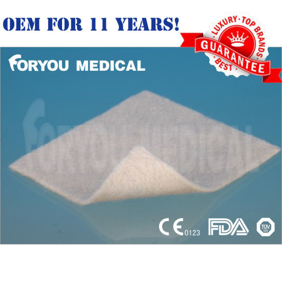 2016 Top Premium Foryou Medical Silicone Border Foamdressing Sacral Wound Dressing pictures & photos