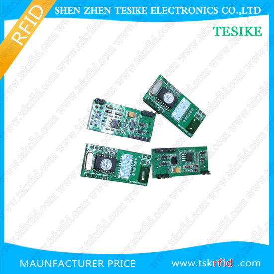 China 13 56MHz IC RFID Chip Card Reader Module RS232 Ttl