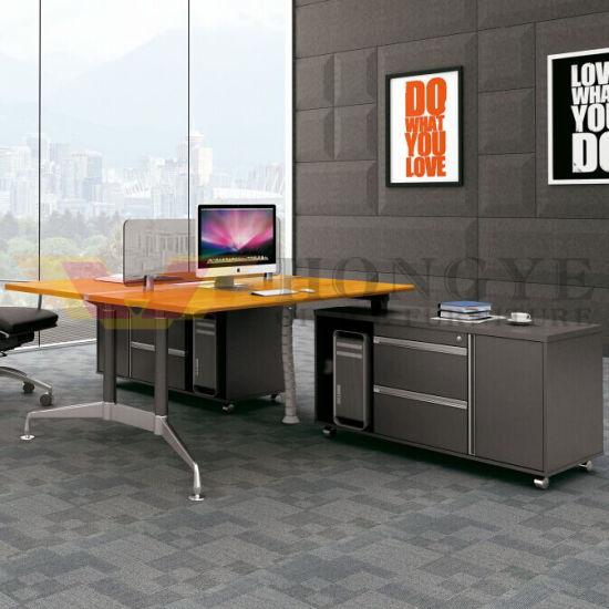 Affordable Ergonomic Modern Executive Modular Custom Furniture Office Desk Hy H60 0202