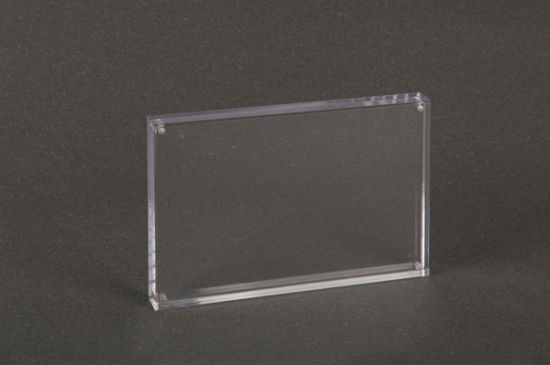 China Double Sided Acrylic Menu Sign Board Photo Frame China