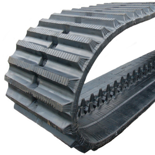 Dumper Rubber Track for Morooka Mst 550/800 (600*100*80) pictures & photos