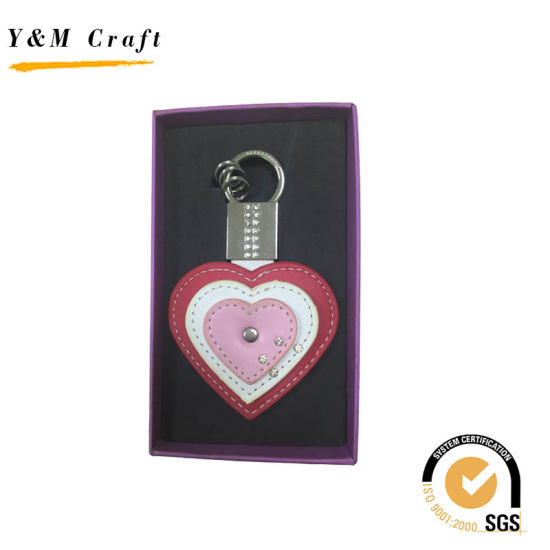 Wedding Gift Set Leather Key Chain Accessories