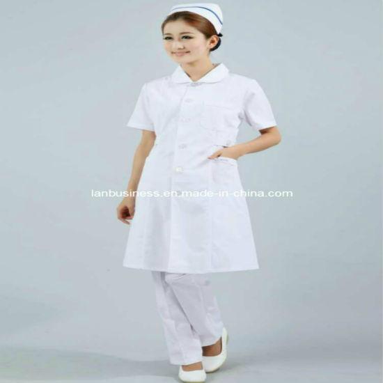 fd8422dca6e China Ly Cotton Nurses Dress Uniform (LY-MNU-001) - China Nurses ...