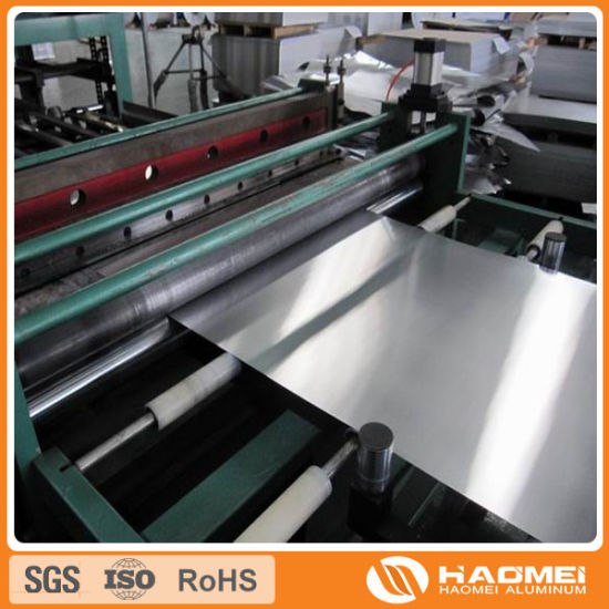 Aluminum sheets alloy 8011 H14 H16 pictures & photos