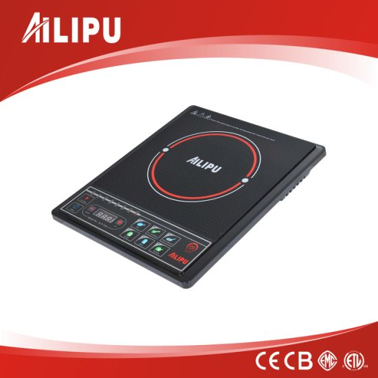 CE/CB/RoHS Certificate Kitchen Equipment Hot Sell Induction Cooker pictures & photos