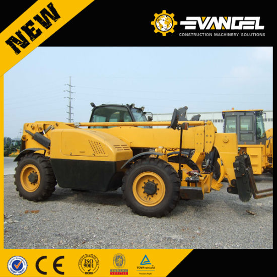 Xcm 4WD Telehandler Forklift (XT670-140) for Slae pictures & photos