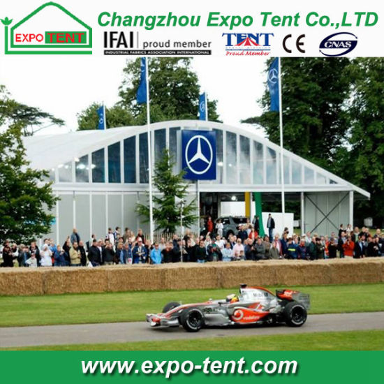 Top Level Exhibition Dome Tent Arcum Structures pictures & photos