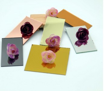 1.8mm Colored Sheet Glass Aluminum Mirror pictures & photos