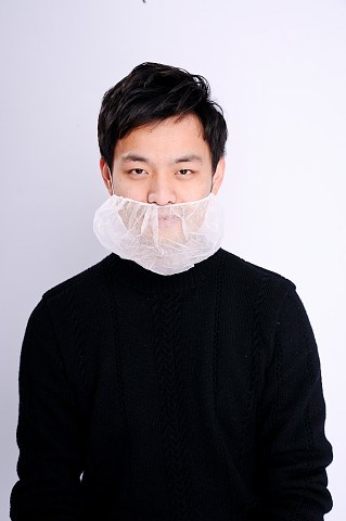 Single Elastic Surgical Beard Cover pictures & photos