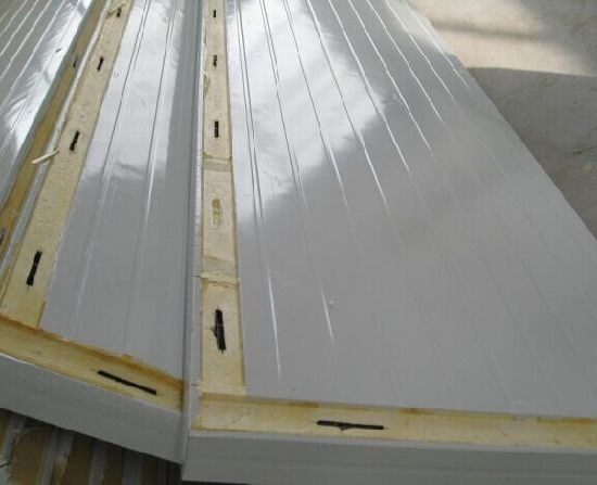 Cold Room Polyurethane Insulation Panel for Sale pictures & photos