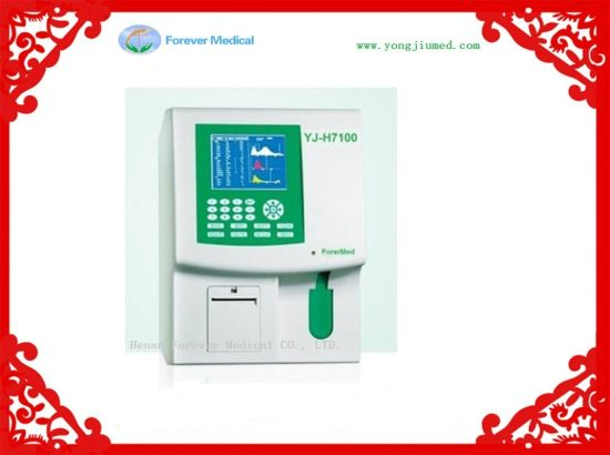 3 Parts Auto Analyzer Blood Analysis Machine Manufacturers Hematology Analyzer pictures & photos