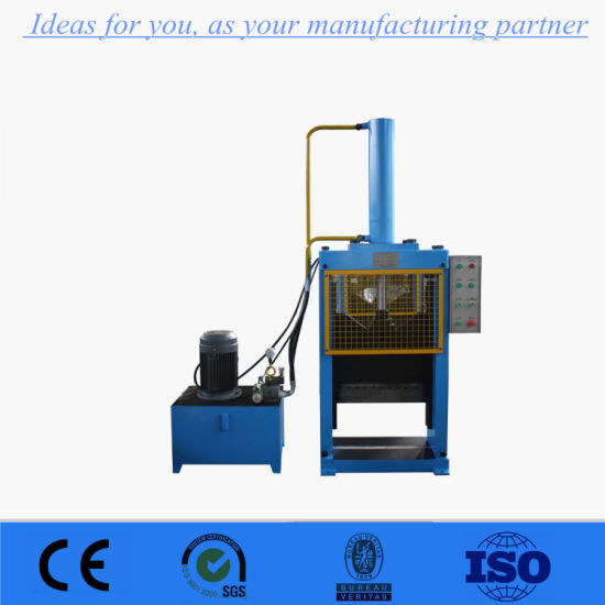 China Natural Rubber Bale Cutter With Lead Base China