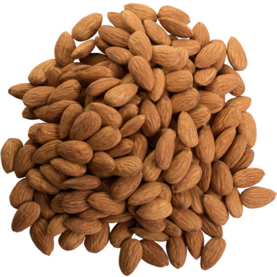 Raw Bitter Almond and Almond Nuts - Sweet Kernels