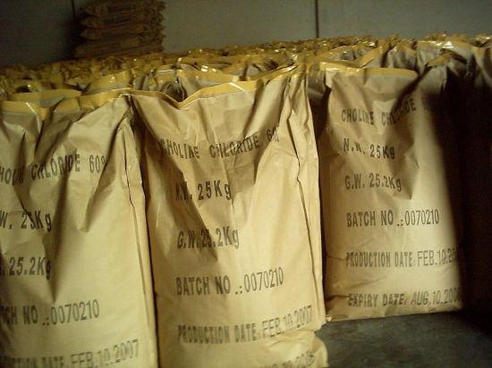 Choline Chloride of Animal Feed Additive