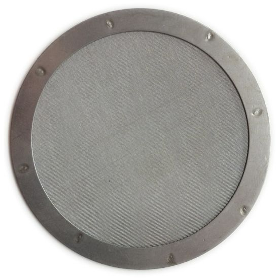 China Stainless Steel Wire Mesh Filter Round Disc - China Filter ...