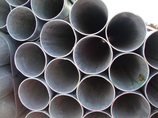 Q235 ERW Black Square/Rectangular Tube Welded Steel Pipe pictures & photos