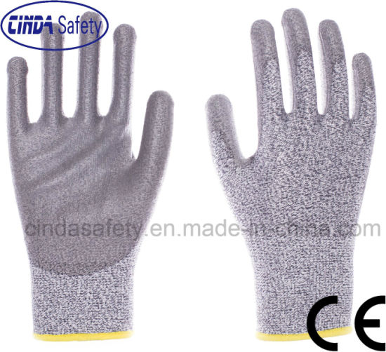 Dipped/Coated Labor Protection Industrial Safety Working Gloves