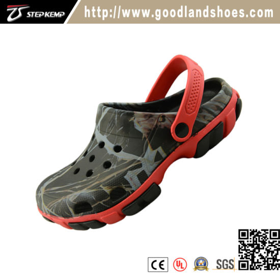 36076a3fbe52 China Men Outdoor Casual EVA Clog Painting Garden Shoes 20287b-2 ...