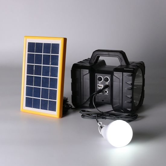 New Solar Camping Lantern Lamp Portable Outdoor Rechargeable LED Tent Hiking Light