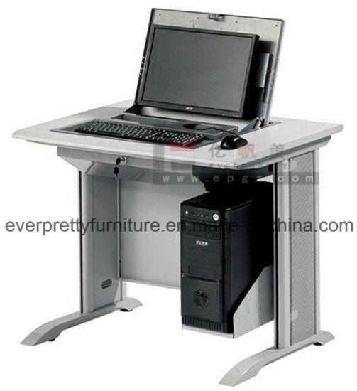 Steel Metal Reversible Student Smart Computer Table Desk Pictures Photos
