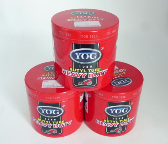Yog Motorcycle Parts Motorcycle Butyl Tube 3.00-18 pictures & photos