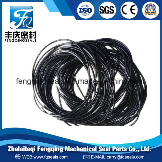 China Customized Nylon O Ring Rubber Oil Seal Gasket - China Seal ...