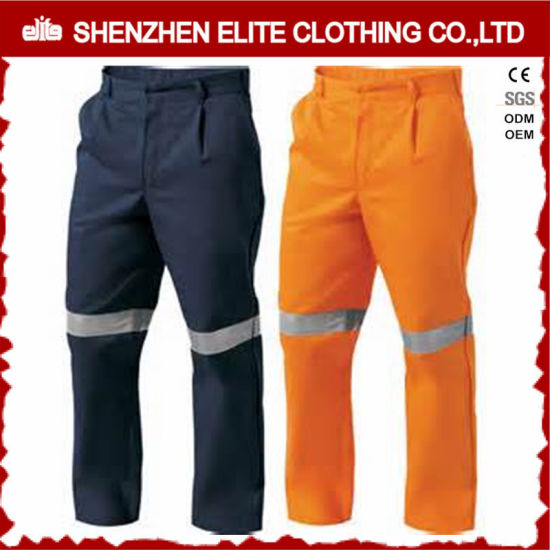 ANSI Navy Blue Safety High Visibility Safety Pants Cargo pictures & photos