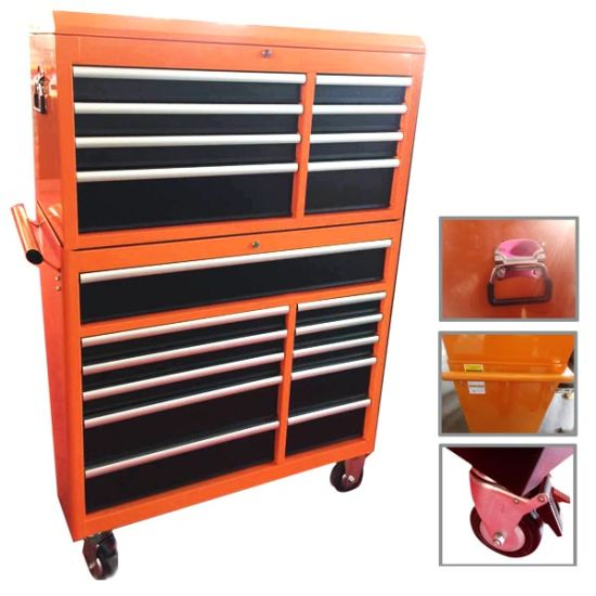 Heavy Duty Metal Tool Cabinet Industrial Drawer Steel Tool Cabinet