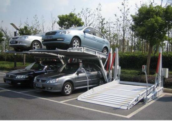 home scissor car two four for best garage lifts lift post