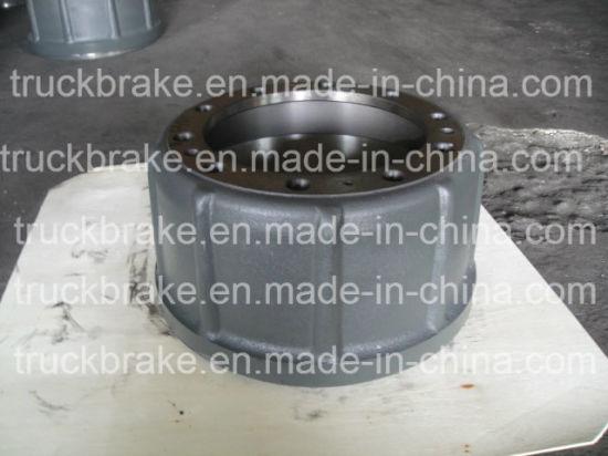 Brake Drum 53205-3501070 Vehicle Spare Part for Kamaz/Maz