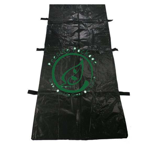 Bag Dead Bodies Non-Woven Body Bag with Handle Heavy Duty