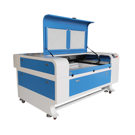 1300*900mm CO2 Laser Machine 130W 150W Format Rubber Leather Plywood Laser Cutting Machine