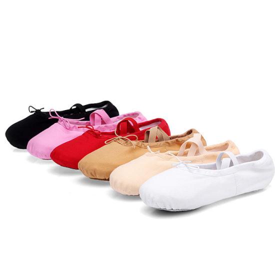 Special Ballet Dancing Shoes for Girls Kids Dance Supplies