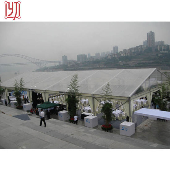 Luxury Big Clear Roof Top PVC Marquee Wedding Party Tent for Sale