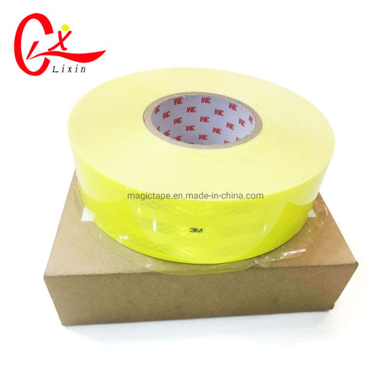 3m Lime Green Reflective Tape China