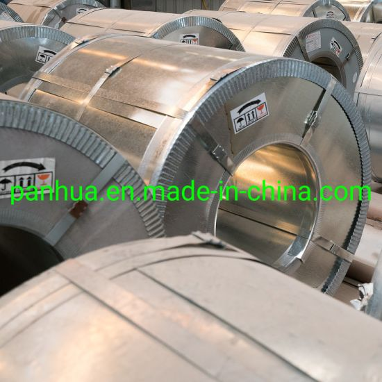 Supply Cold Rolled Zinc Coated Galvanized Steel Coil pictures & photos
