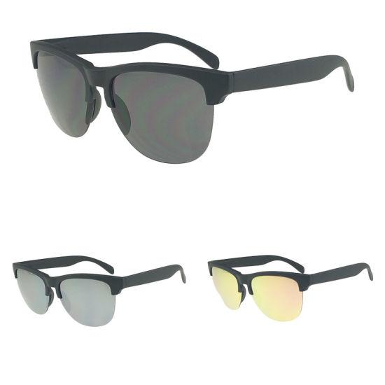 19b10ce6b1d Italy Stylish Custom Logo Designer Polarized Sunglasses Fashion UV400  Handmade PC Sun Glasses 2018