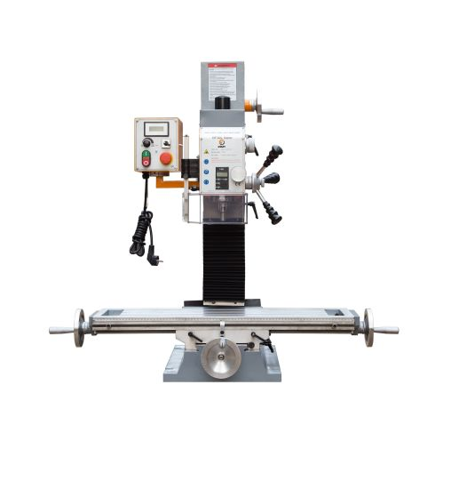 Precision Metal Drilling and Milling Machine BF16V with CE Standard