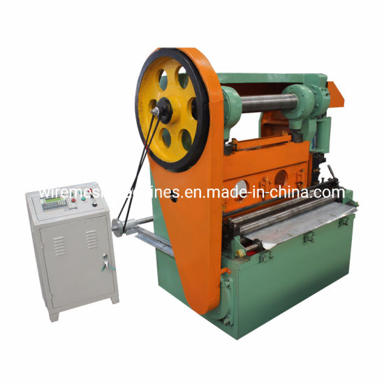 High Speed Expanded Metal Machinery