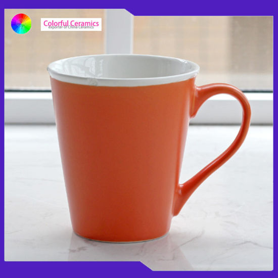 Ceramic Coffee Mugs Kitchenware Porcelain Mug Tea Mug Colorful Coffee Cups pictures & photos