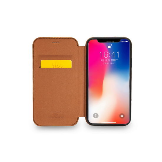 Curved Edge Mobile Phone Case for iPhone Xr Phone Cover pictures & photos