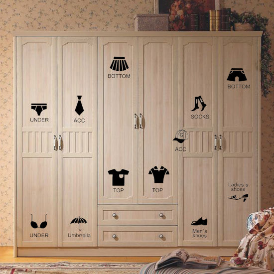 Professional Bespoke Furniture Bedroom Armoire Wardrobe From Experienced Factory